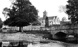 Otterton, St Michael's Church c.1874