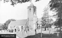 Otterton, St Michael's Church c.1955