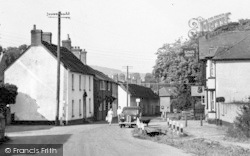 Otterton, The King's Arms c.1955