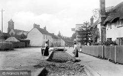 Otterton, The Village 1906