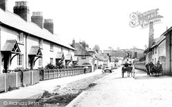 Otterton, Village 1906