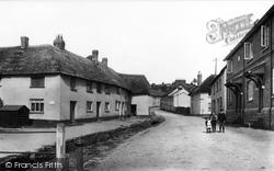 Otterton, Village 1907