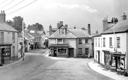 Ottery St Mary, Broad Street 1938