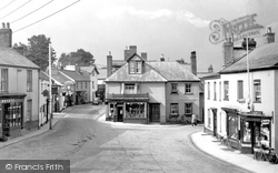 Broad Street 1938, Ottery St Mary