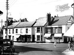 Broad Street c.1955, Ottery St Mary