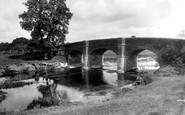Ottery St Mary, Cadhay Bridge 1922