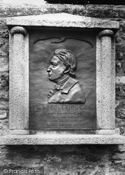 Coleridge Tablet 1938, Ottery St Mary