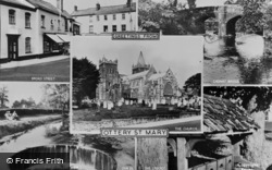 Composite c.1960, Ottery St Mary