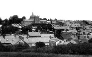 Ottery St Mary, General View 1907
