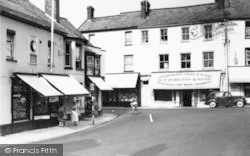 H P Roberts & Sons c.1955, Ottery St Mary