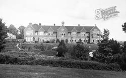 Kings School 1922, Ottery St Mary
