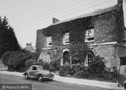 Raleigh Guest House c.1960, Ottery St Mary