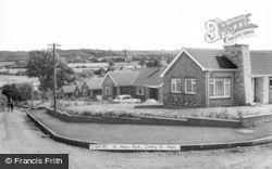 St Mary Park c.1960, Ottery St Mary