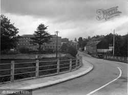 Station Road 1938, Ottery St Mary