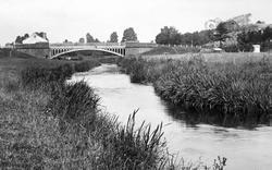 Ottery St Mary, The Bridge 1922
