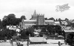 The Church 1907, Ottery St Mary