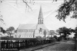 St Peter's Church 1897, Oughtrington