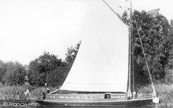 Oulton Broad, 'bramble' c.1950