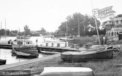 Oulton Broad, c.1955