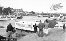 Oulton Broad, c.1960