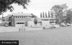 Oulton, The Grove Motel c.1965