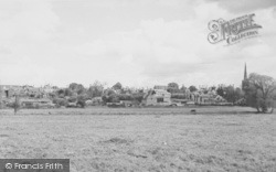 Oundle, General View c.1955