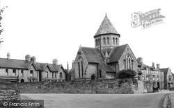 Oundle, Jesus Church, Stoke Hill c.1950