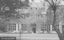 Oundle, Laxton And Crosby School Houses c.1950