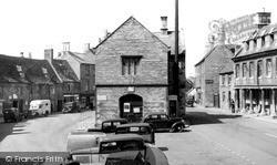 Oundle, Market Place c.1950