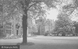 Oundle, Milton Road School Houses c.1950