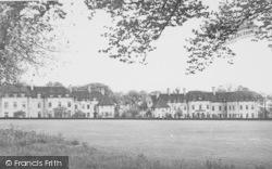 Oundle, Oundle School c.1955