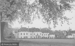 Oundle, Sanderson School House c.1950
