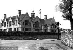 Oundle, School Science Block c.1950
