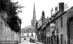 Oundle, St Osyths c.1950