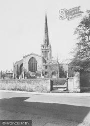Oundle, The Church c.1955