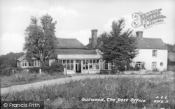 Outwood, The Post Office c.1955