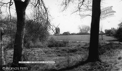 Outwood, The Windmill c.1955