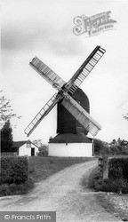 Outwood, The Windmill c.1965