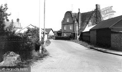 Over, Fen Lane c.1965