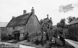 Over Norton, The Village Pump c.1960