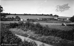 c.1955, Over Stowey