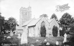 Church Od St Peter And St Paul 1895, Over Stowey