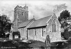 Church Of St Peter And St Paul 1903, Over Stowey