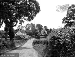 The Village 1929, Over Stowey