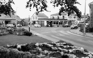 Over, Town Square c1965