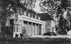 Overstone, The Restaurant c.1955