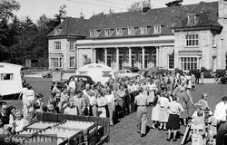 Overstone, The Solarium Hotel c.1955