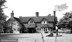 Oving, Manor Close c.1955