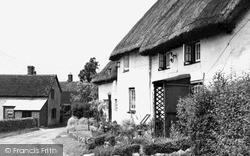 Oving, Manor Road c.1955