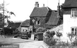 Oving, The Black Boy Inn c.1955